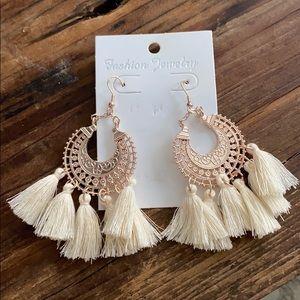 Brand new chandelier earrings